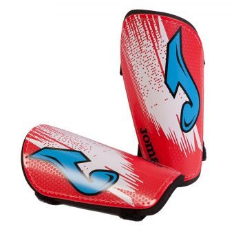 Щитки Joma SHINGUARDS HEXAGONS RED
