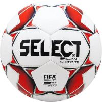 Футбольный мяч SELECT BRILLIANT SUPER FIFA APPROVED
